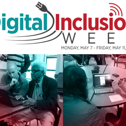 Digital Inclusion week logo